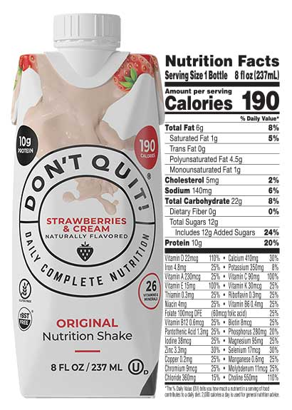 nutrition-strawberies
